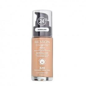 Revlon Colorstay makeup dry maquillaje fluido true beig 320 30ml