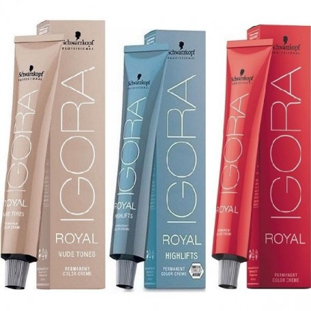 Schwarzkopf igora royal coloracion tinte