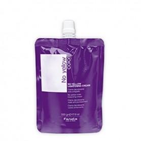 Fanola crema decolorante violeta anti amarillo 500gr