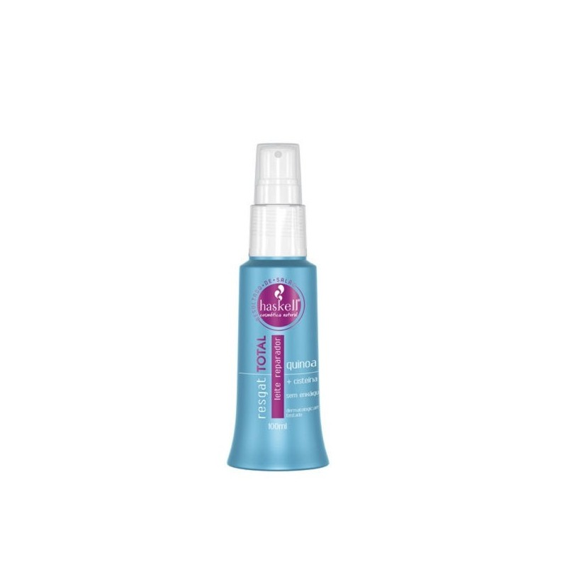 Haskell serum rescate total leche reparadora 100ml