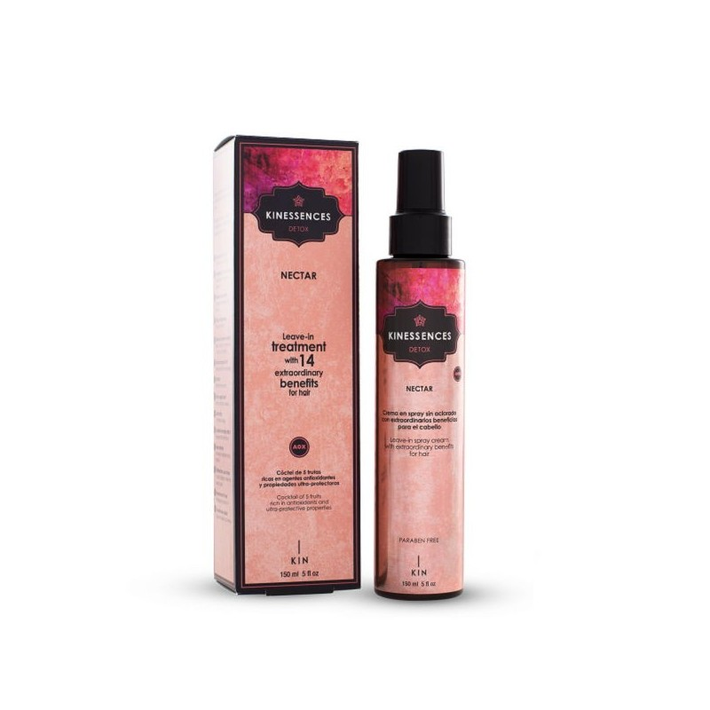 Kinessences nectar spray 14 beneficios