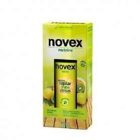 Novex nutrire citric fruits hair serum 60ml