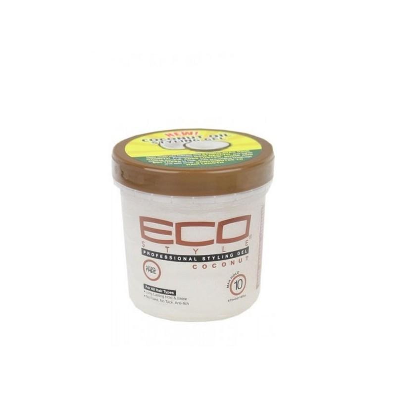 Eco styler gel aceite de coco 236 ml