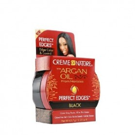 Crema of nature perfect edges black 63,7 gr