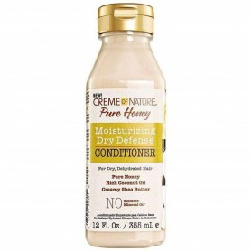Creme Of Nature pure honey moisturizing dry acondicionador355ml