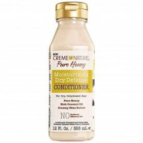 Creme Of Nature pure honey moisturizing dry acondicionador355ml