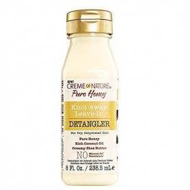 Creme Of Nature pure honey knot away crema desenredante 236ml