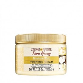 Creme Of Nature pure honey moisture whip twisting cream 326gr