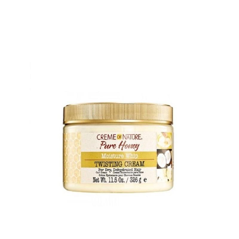 Creme Of Nature pure honey moisture whip twisting cream 326gr