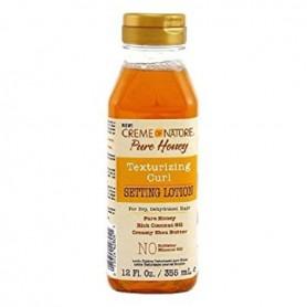 Creme Of Nature pure honey setting lotion 355ml