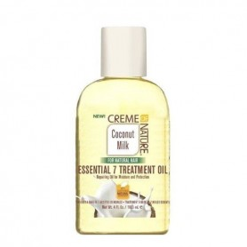 Creme of nature coconut oil tratamiento esencial 7 de 118ml
