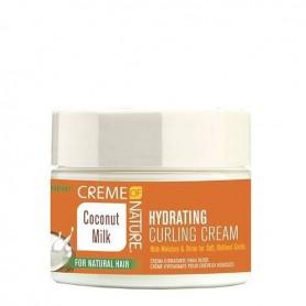 Creme of nature coconut oil crema hidratante curling 326ml