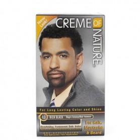 Creme of nature tinte para hombres barba y cabello