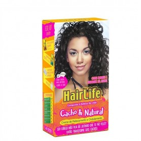 Embelleze Hairlife rizo & natural pack alisador