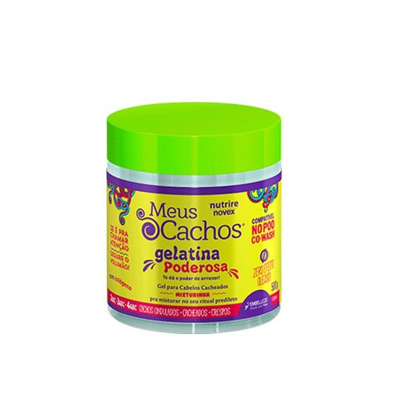 Embelleze mis rizos gelatina poderosa 500gr
