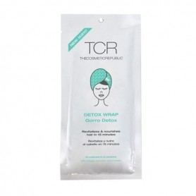 The Cosmetic Republic gorro tratamiento detox