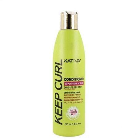 Kativa Keep Curl acondicionador cabello rizado 250ml