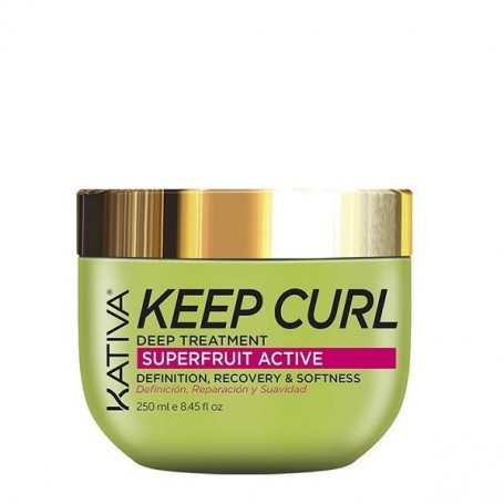 Kativa Keep Curl deep mascarilla 200ml