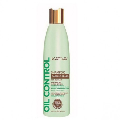 Kativa oil control champu antigrasa 250ml