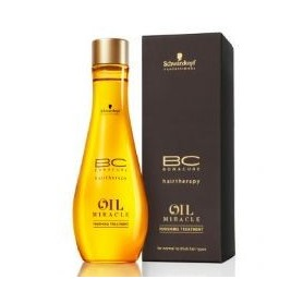 Schwarzkopf bonacure oil miracle argan acabado 100ml