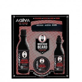 Agiva set barba y bigote
