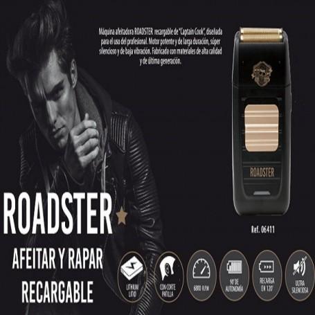 Barber Line maquina afeitadora roadster 06411
