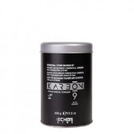 Echosline Karbon9 decoloracion 9 tonos de 500ml
