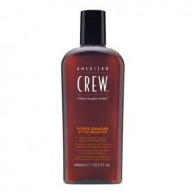 American crew style remover champu limpiador