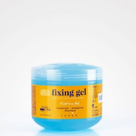 Desing look fixing gel extra fuerte 500ml