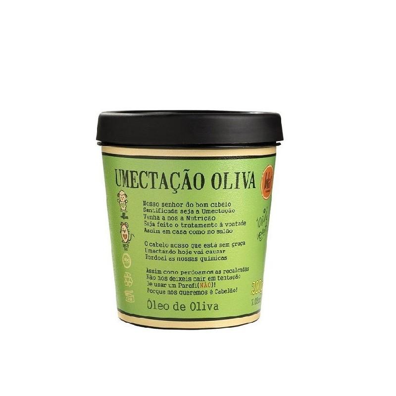 Lola Cosmetics mascarilla humectante aceite oliva 200ml
