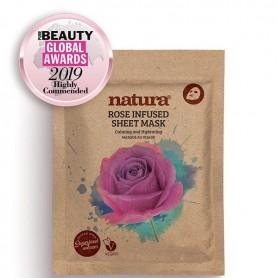 Beautypro mascarilla de rosas 22ml