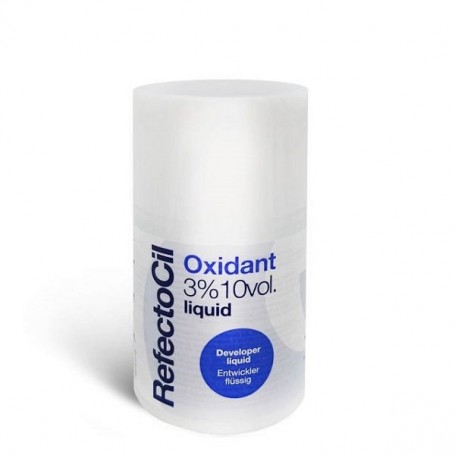 Refectocil oxidante liquida 10 v de 100ml