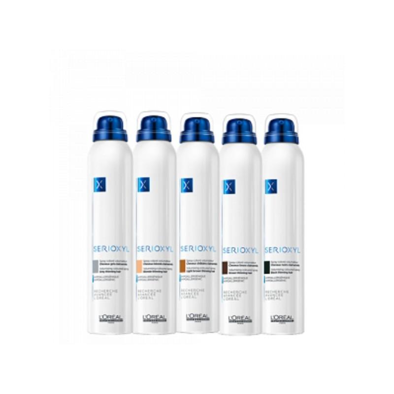 Serioxyl spray colorante voluminizador 200ml