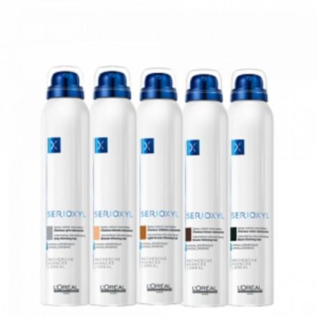 Serioxyl spray colorante voluminizador