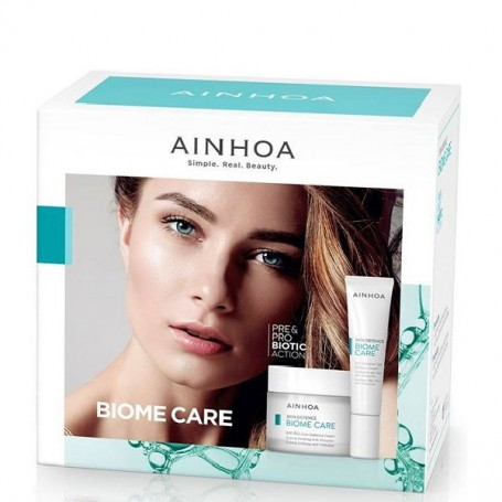 Ainhoa biome pack contorno + crema anti polucion