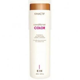 Kinaftic cosmetics acondicionador cabellos teñidos de 1000ml