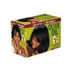 Kit relaxer olive oil