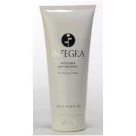 Mascarilla facial integra depuradora pieles grasas acne 200ml